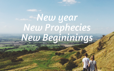 New Year… New Prophecies…  New Beginnings