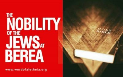 The Nobility of the Jews at Berea