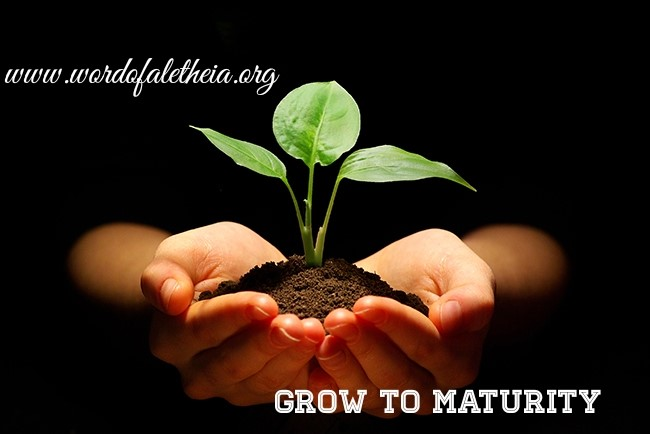 Grow to Maturity