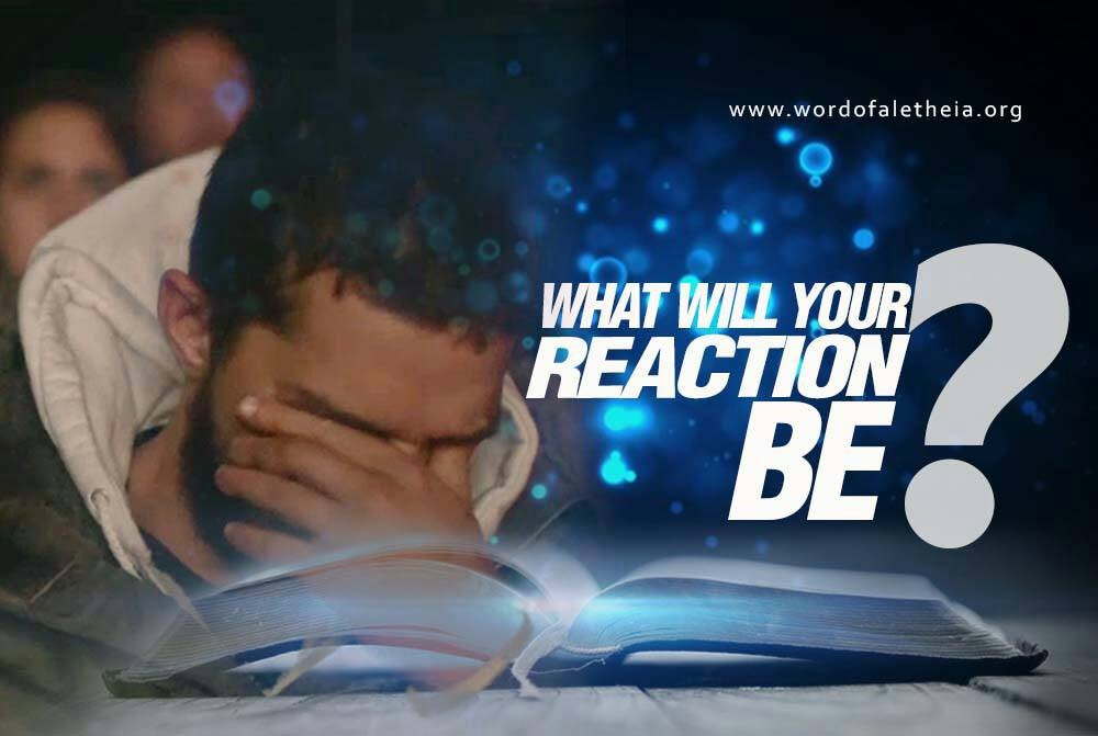 What Will Your Reaction Be?