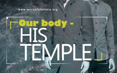 His Sacred Temple