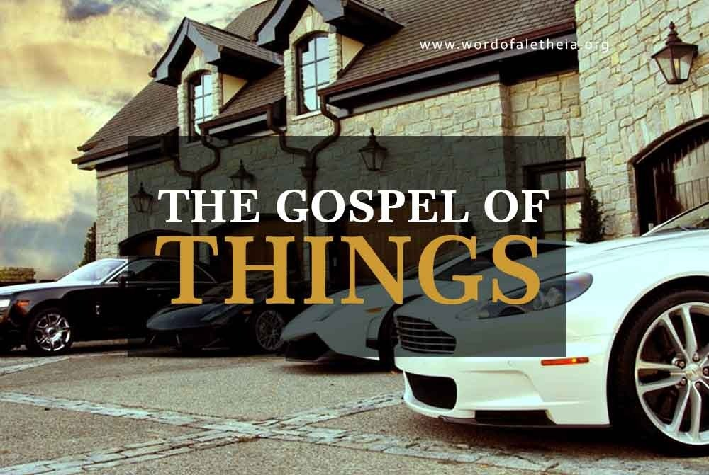 The Gospel of Things
