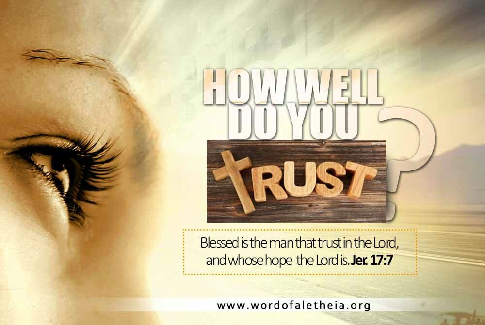 How Well Do You Trust?