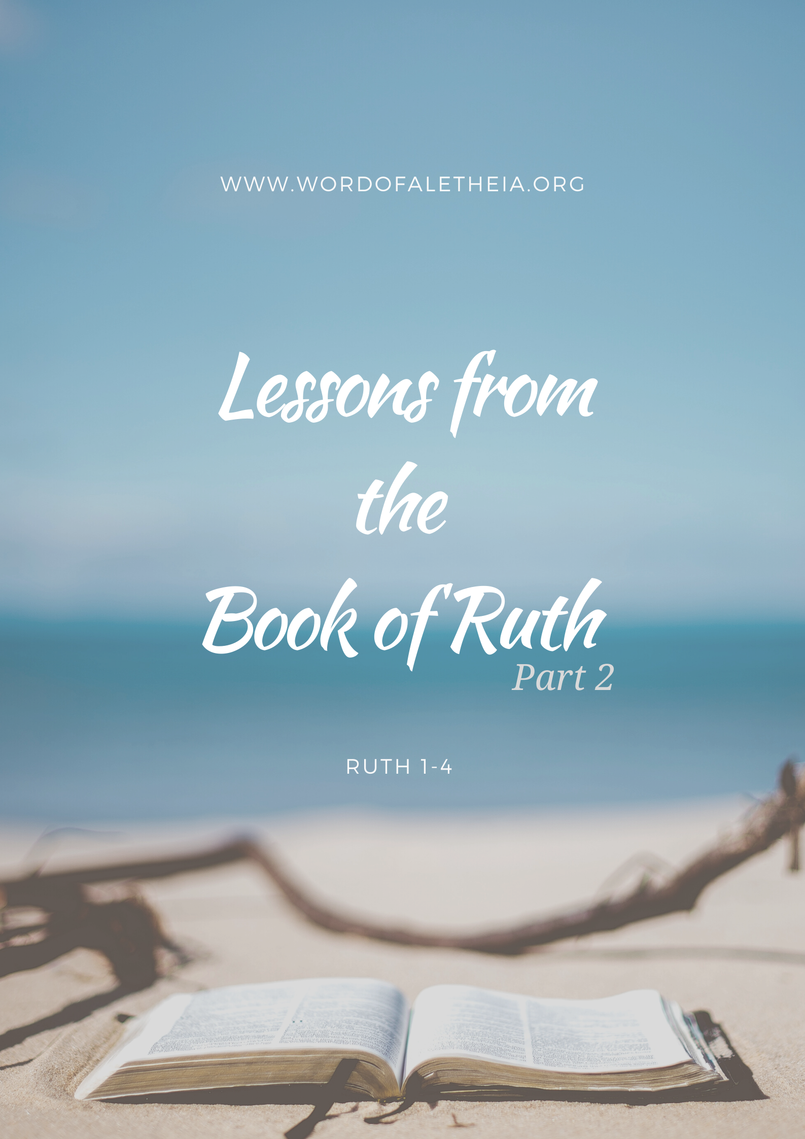 lessons from the book of ruth 2